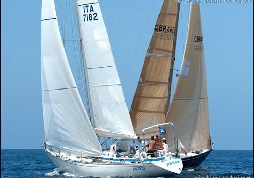 Barca a vela Città di Rieti