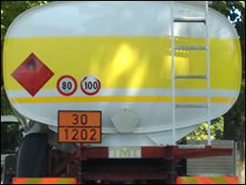 Trasporto gasolio