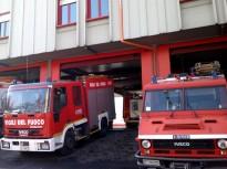 Vigili del fuoco Rieti