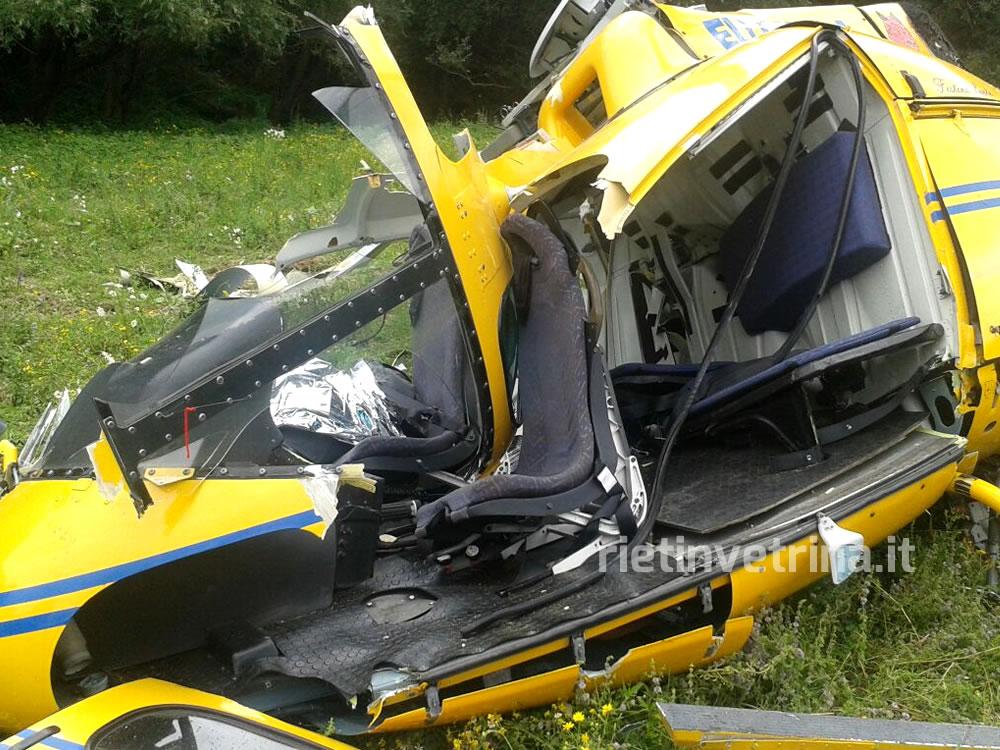 Elicottero Soccorso Alpino : Elicottero precipitato tra i soccorritori anche il corpo