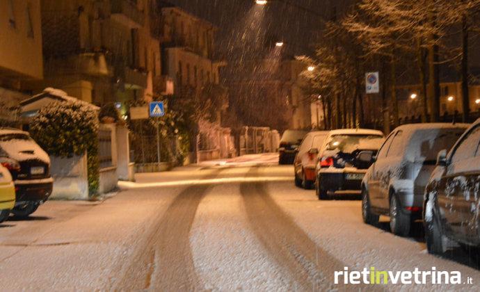 Protezione Civile, avviso meteo: tornano freddo e neve nelle Marche