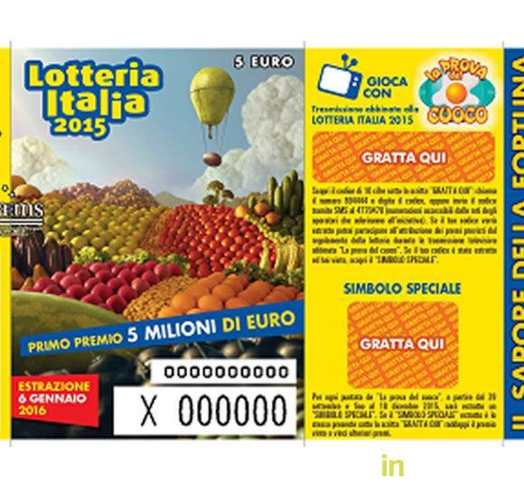 Numero lotteria italia 2017 for Numero senatori e deputati in italia