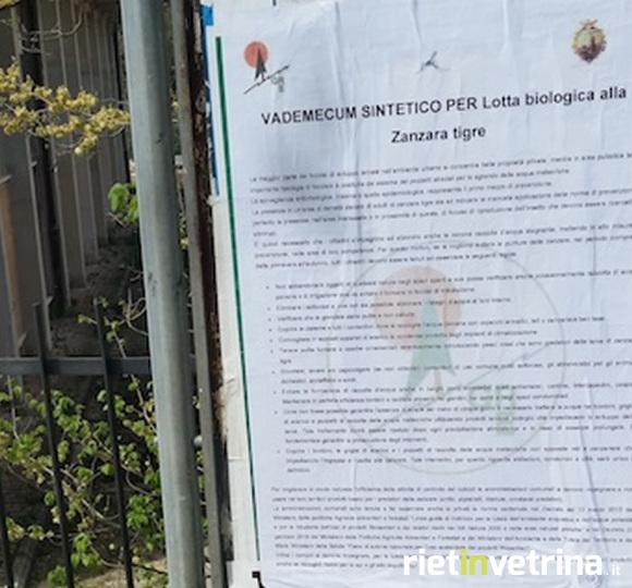Affisso a cittaducale il vademecum per la lotta biologica - Lotta alle talpe in giardino ...