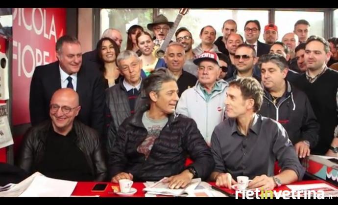Fiorello torna in TV, con lui il reatino Stefano Meloccaro