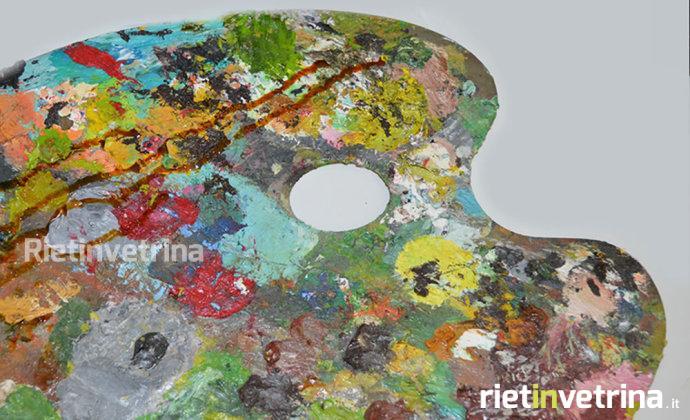 tavolozza colori pittore 2