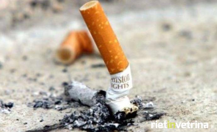 Lazio approvata legge contro tabagismo