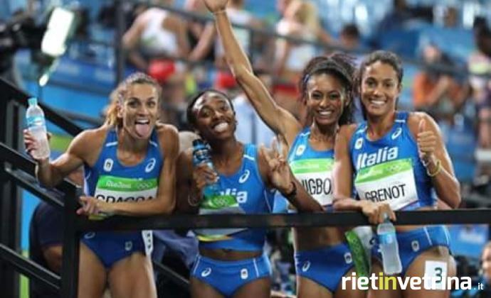Rio2016: Atletica. Alto donne, oro alla spagnola Beitia, Trost quinta
