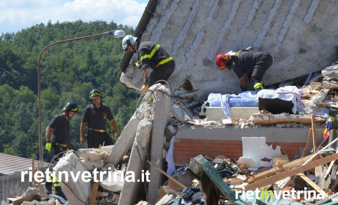 Boldrini, Pescara del Tronto non c'è più