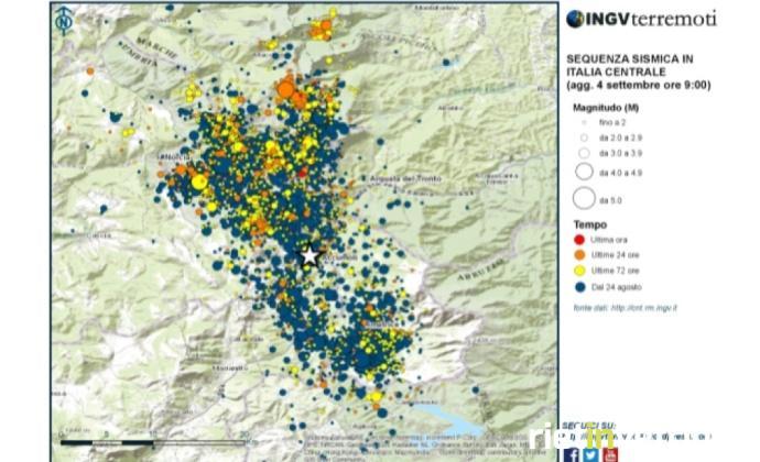 Cina: altro forte sisma, nel nordovest