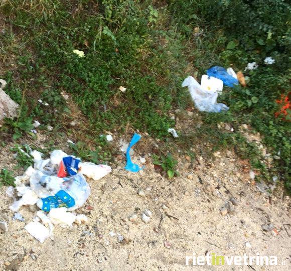 Cittaducale sanzioni per abbandono rifiuti e conferimento for Conferimento rifiuti