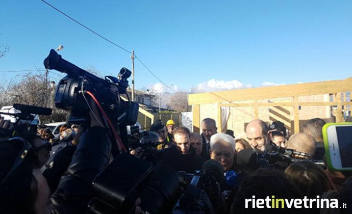 Terremoto Amatrice: scossa 3.2 vicino Montereale