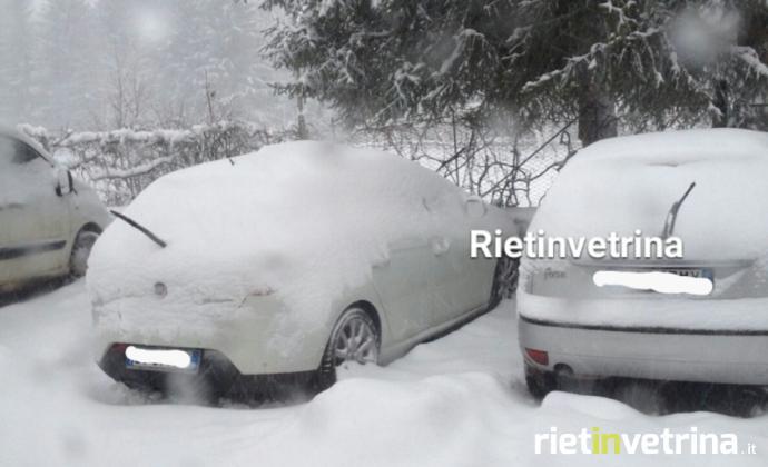 Terremoto: Frontiera (Rieti), forti scosse, nuovi crolli ad Amatrice, scuole evacuate