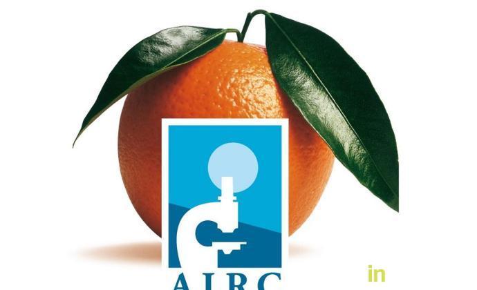 Prevenzione al tumore, l'Airc offre arance