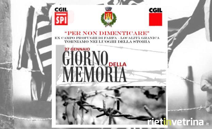 Giorno della Memoria, pagine buie da non dimenticare