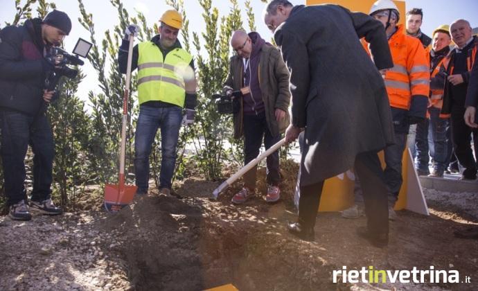 Amazon, presentato centro di distribuzione di Passo Corese: dall'autunno darà lavoro a 1200 persone