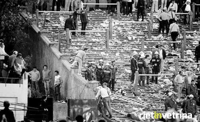 Anniversario tragedia dell'Heysel: meraviglioso ricordo di Torino FOTO