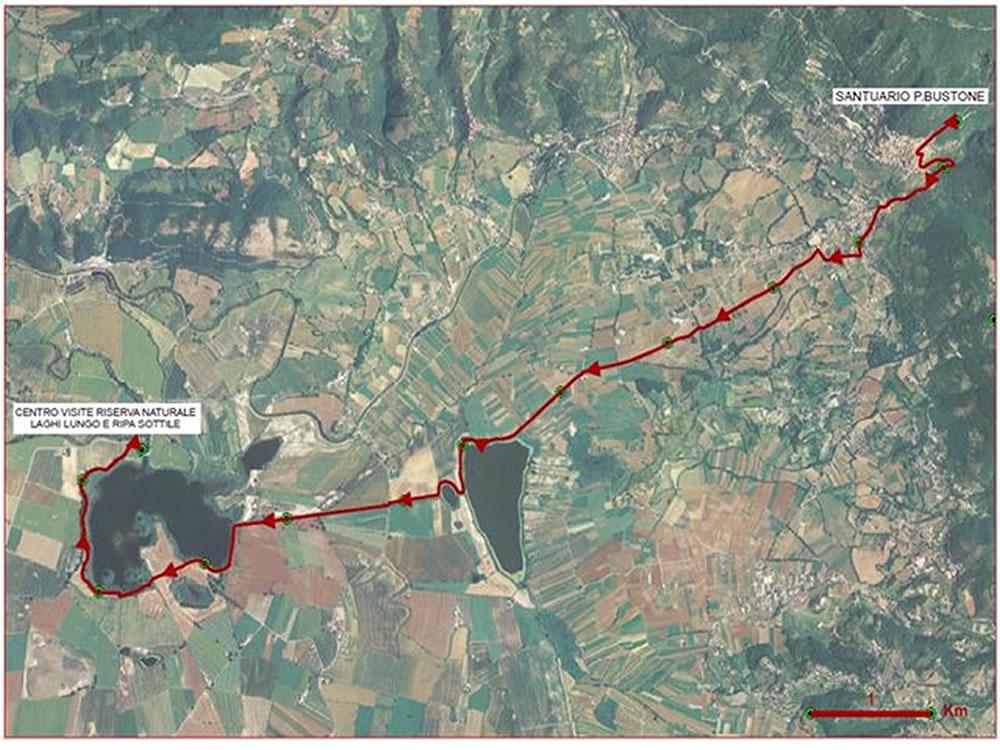 mappa_percorso_cammino_di_francesco