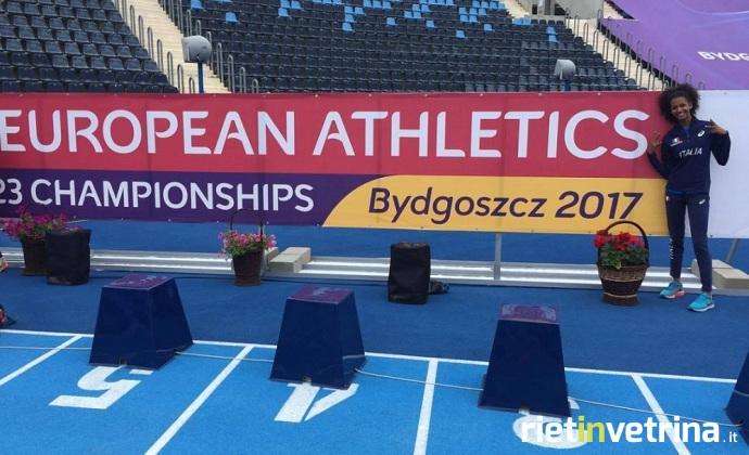erika_furlani_campionati_europei_u23_polonia_2017