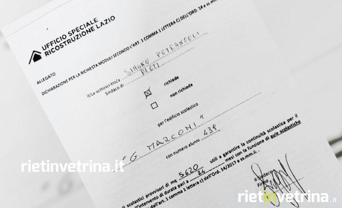 petrangeli_richiesta_moduli_provvisori_scuole_marconi_e_villa_reatina_1