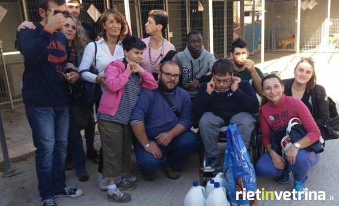 ragazzi_centro_sant'eusanio_al_sanitario_di_rieti