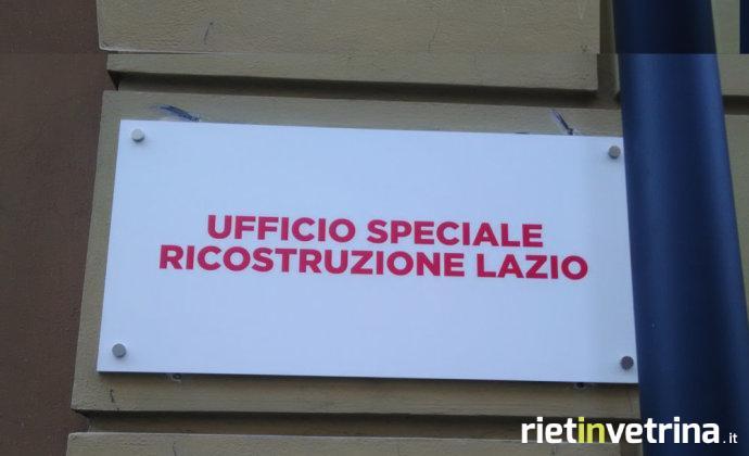 regione_lazio_ufficio_speciale_ricostruzione_lazio_via_cintia