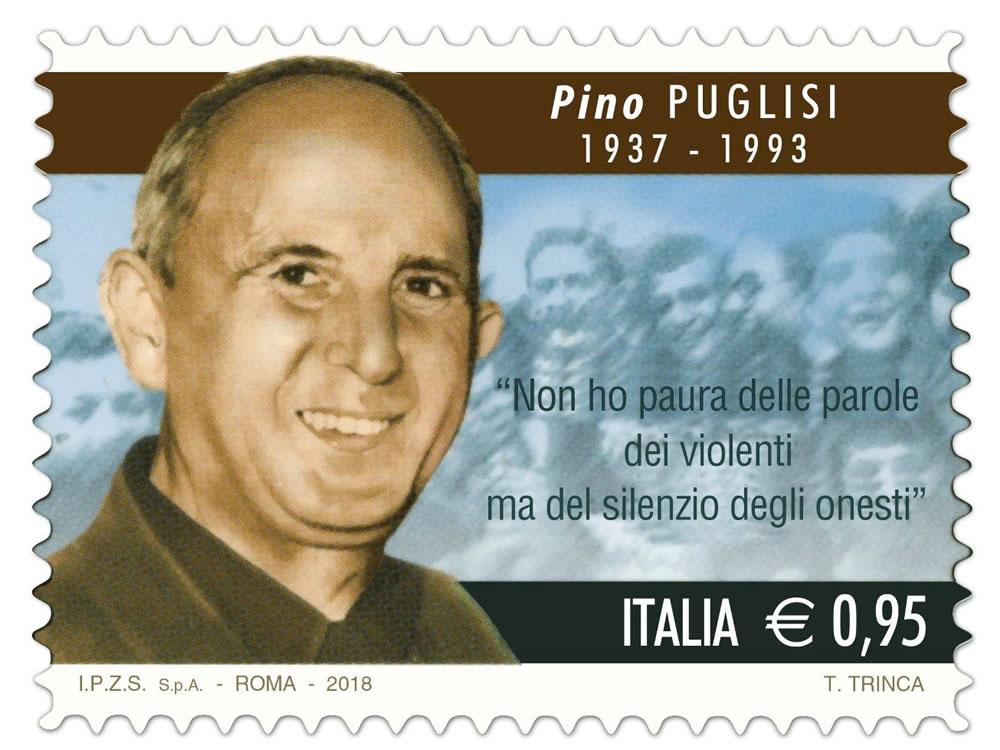poste_italiane_francobollo_pino_puglisi_2018